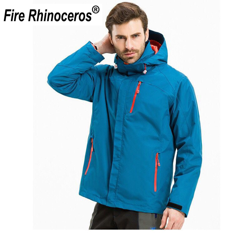 Brand New Mens and Womens Windstopper Waterproof 3in1 Hiking Jackets Softshell Fleece Outdoor Sport Coat FRH145