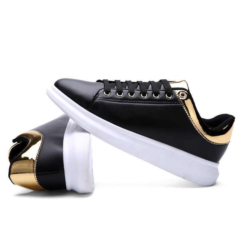 9ef07e78a6 ... KOZLOV Italian Mens Shoes Casual Luxury Designer Fashion Creepers Shoes  Men High Quality Platform Shoes Men ...