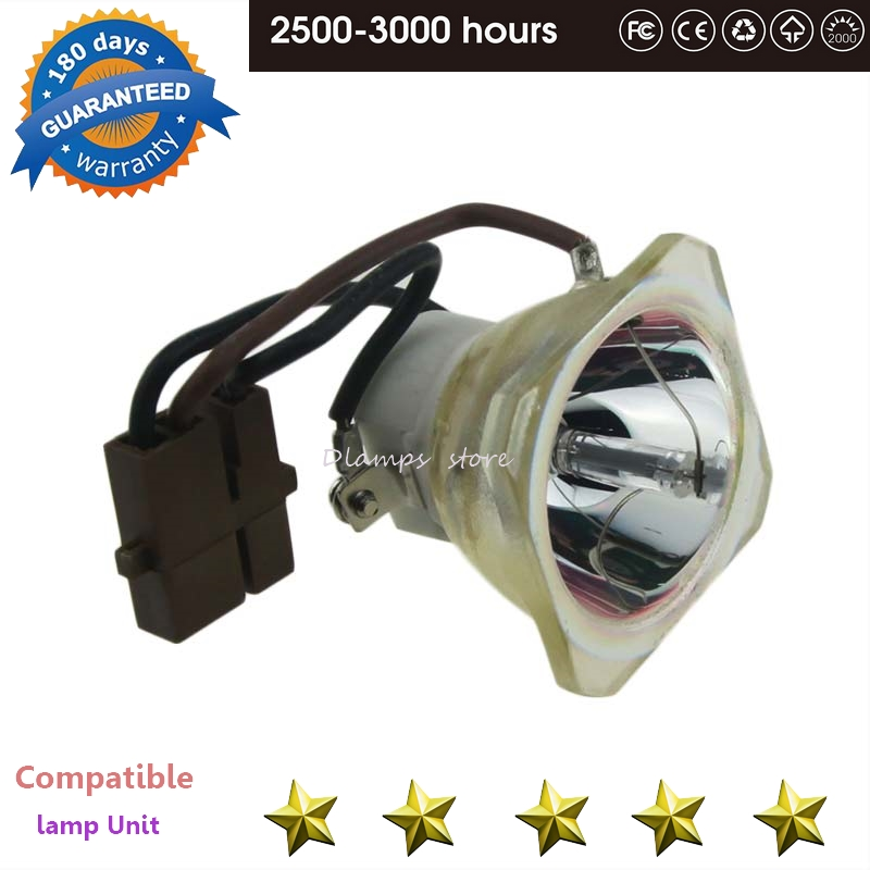 High Quality 5J.01201.001 Replacement Projector Bare Lamp For Benq MP510 Projectors With 180 Days Warranty