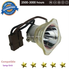 High quality 5J.01201.001 Replacement projector bare lamp for Benq MP510 Projectors with 180 days warranty high quality projector bulb 5j j0105 001 for benq mp514 mp523 with japan phoenix original lamp burner