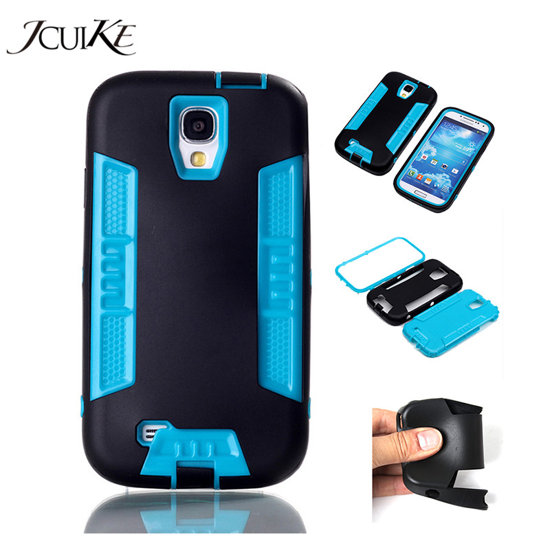 Shockproof Hybrid Rubber Rugged Case For Samsung Galaxy S3 S4 S5 Cases Cover Heavy Duty Impact For Sasmung I9300 I9500 I9600