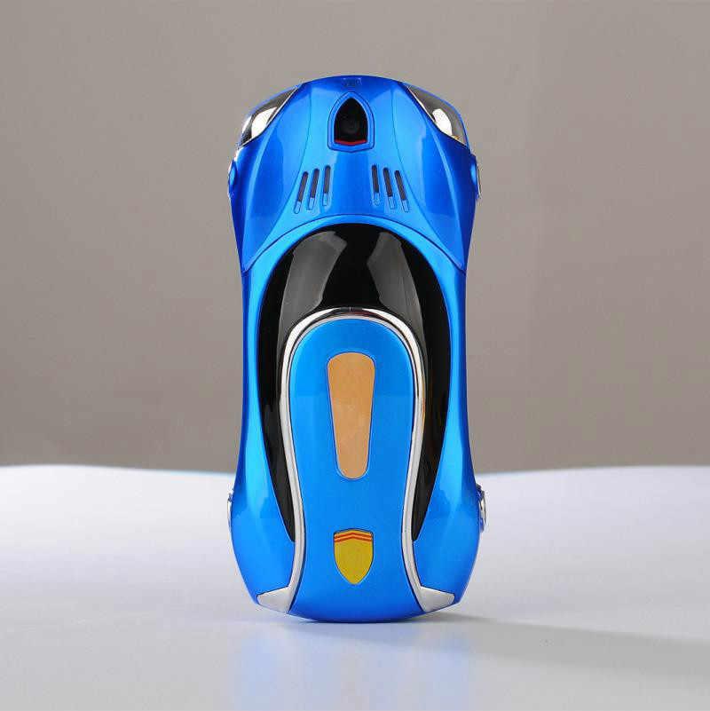 Без камеры мини металлический корпус мобильный телефон F1 милый автомобильный телефон с двумя sim-картами светодиодный свет MP3 MP4 FM Поддержка Русская клавиатура