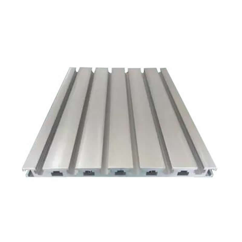 DIY mesa aluminum alloy Profiles Extrusion Frame <font><b>20240</b></font> cnc engraving machine panel 310*240mm image