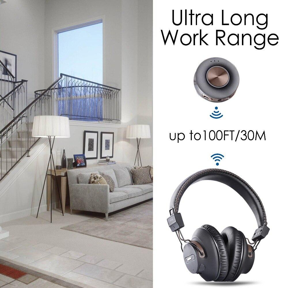 2017 Avantree Bluetooth TV prijemnik s Bluetooth slušalicama - Kućni audio i video - Foto 5