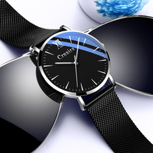 Top Brand Luxury Simple Watches Men Ultra-thin Wrist Watch Men Casual Steel Mesh Clock Male erkek kol saati Relogio Masculino vinoce original watch men top brand luxury men watch steel clock men watches relogio masculino horloges mannen erkek saat