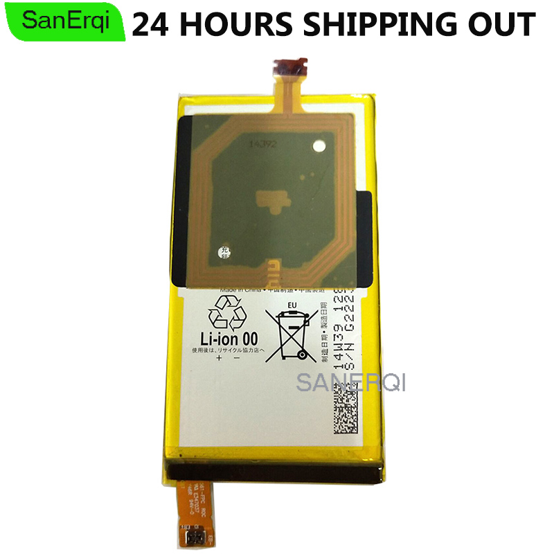 Battery D5803 Z3 Compact LIS1561ERPC Sony Xperia Mobile-Phone 2600mah for Z3c/Mini/C4/..