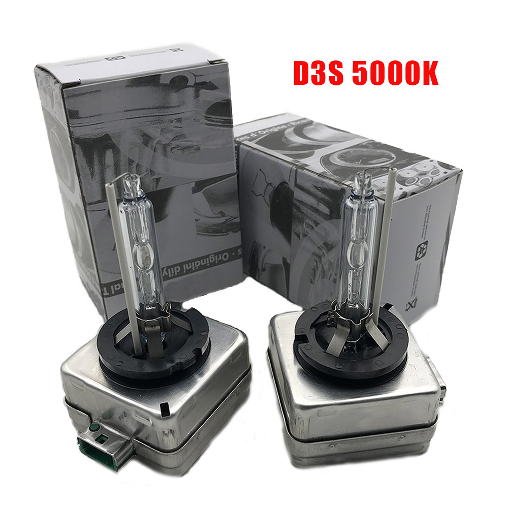 2PCS ЖАҢА D1S D3S D2S D2S D4R D4R 4300K 5000K 6000K - Автокөлік шамдары - фото 6