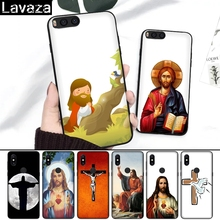 Lavaza 47 8 k20FF Amen Jesus Silicone Case for Redmi 4A 4X 5A S2 5 Plus 6 6A Note 4 Pro 7 k20 Prime Go
