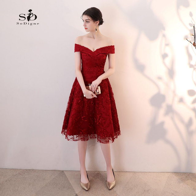f717260a84 Red Sweetheart Short Dress Short Prom Party Gown Cocktail dresses Cheap  High Quality Dress custom made