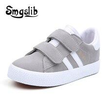 Dzieci buty dzieci oddychają chłopcy buty sportowe buty na co dzień dziecko szkoła płaskie skórzane Sneaker 2020 dziewcząt Sneaker buty dla małego dziecka