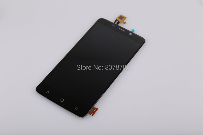 New Black Original LCD Display + Touch Screen Panel For Ulefone Vienna Digitizer Assembly Replacement + Fast Shipping replacement original touch screen lcd display assembly framefor huawei ascend p7 freeshipping