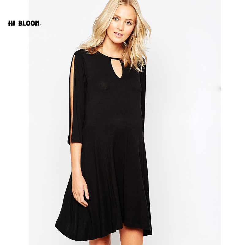 Summer Loose Maternity Dresses Plus Size Maternity Clothes Dress for ...