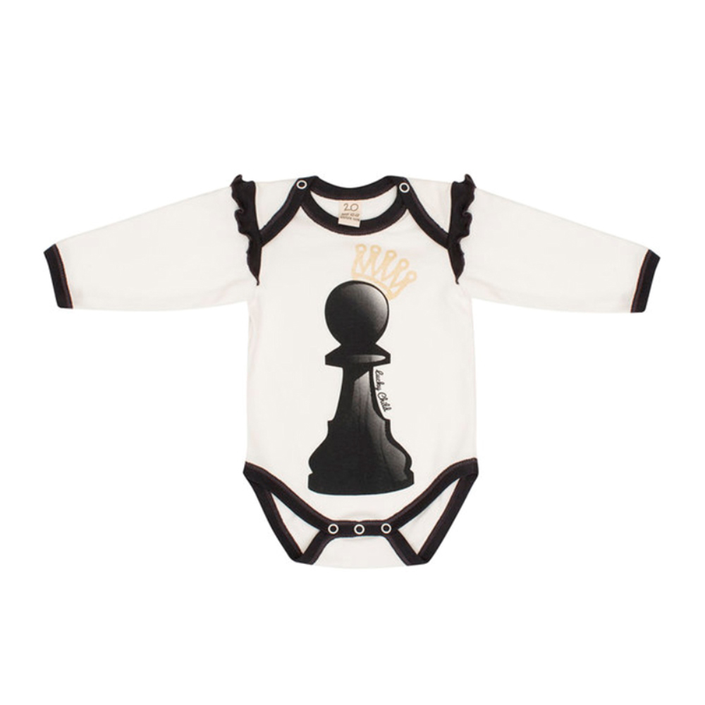 Bodysuits Lucky Child for girls 29-19D Chess Body Newborns Babies Baby Clothing Children clothes tank tops made in russia bodysuits lucky child for girls 29 5d body newborns babies baby clothing children clothes