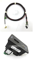 CarPlay MDI USB AMI Install Plug Socket with cable for vw Volkswagen golf 7 mk7 5G0 035 222 E