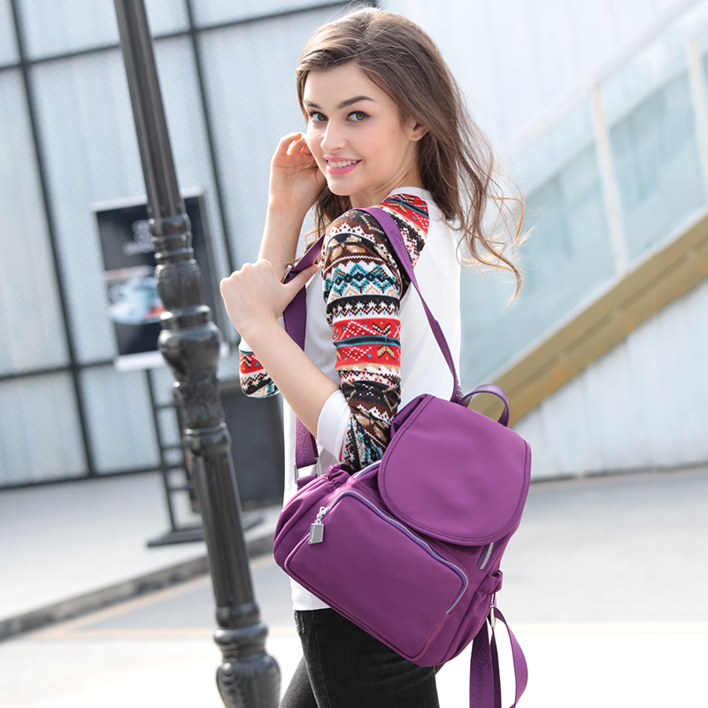 New Arrival Nylon 2018 Real Direct Selling Backpack Women-bag Bags School Women Travel Tote Bag Womens Woman New Arrival Nylon 2018 Real Direct Selling Backpack Women-bag Bags School Women Travel Tote Bag Womens Woman