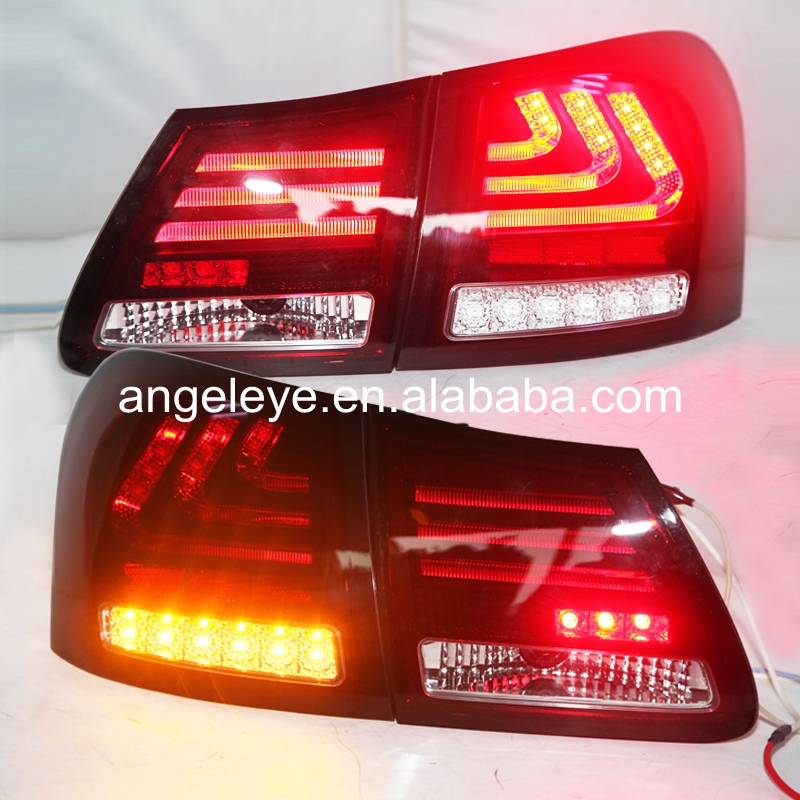 2006-2011 year For Lexus GS300 GS350 GS430 GS450 Rear Lights LED Tail light Red White Color SN цена 2017