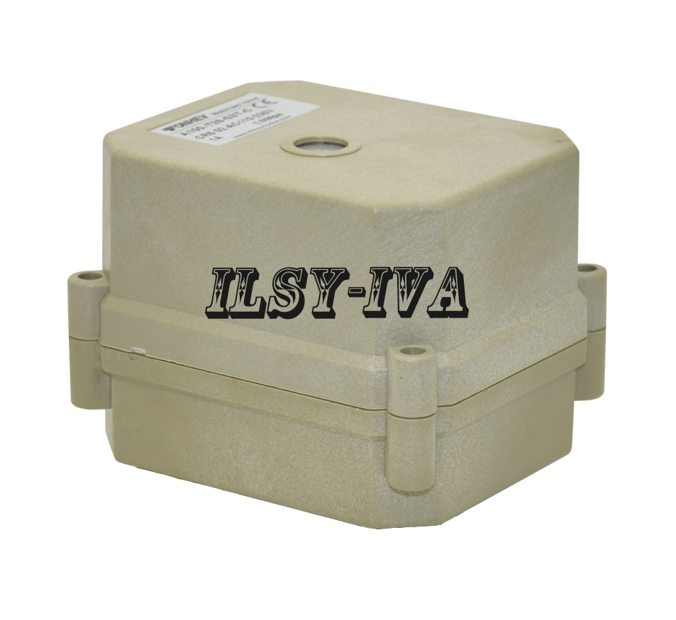 AC110V 230V 10Nm with position indicator A100 Series Electric Actuator For Valve Control