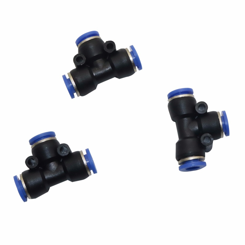 50 Pcs 6mm Low Pressure 0.2-0.6mm Stainless Steel Fog Misting Nozzles 6mm Connectors Garden Water Irrigation Sprinkler Fittings