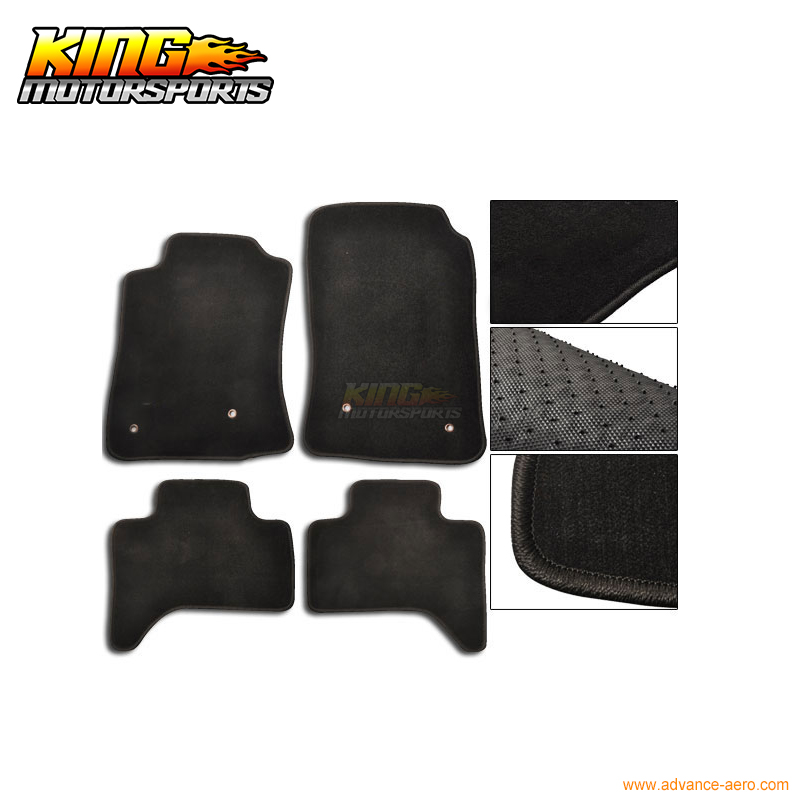 Limited Time Sale For 05 10 Toyota Tacoma Floor Mats