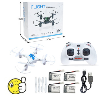 mini drone quadcopter h8 mini rc drone 2.4Ghz 4ch dron rc helicopter remote control gift toys for children vs e010 e011 h36 f36 remote control charging helicopter