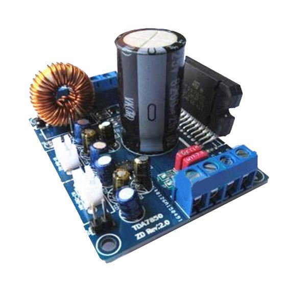 Best Price TDA7850 Car Audio Power Amplifier Board Stereo 4x 50W with BA3121 Denoiser 12V M