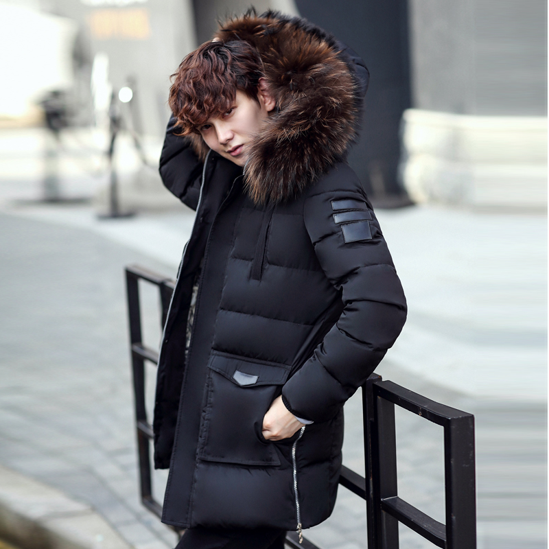 Aliexpress.com : Buy New style 2017 Thick Warm Winter duck Down ...