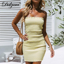 4d5257a8d9bc7 Buy shirred strapless dresses and get free shipping on AliExpress.com