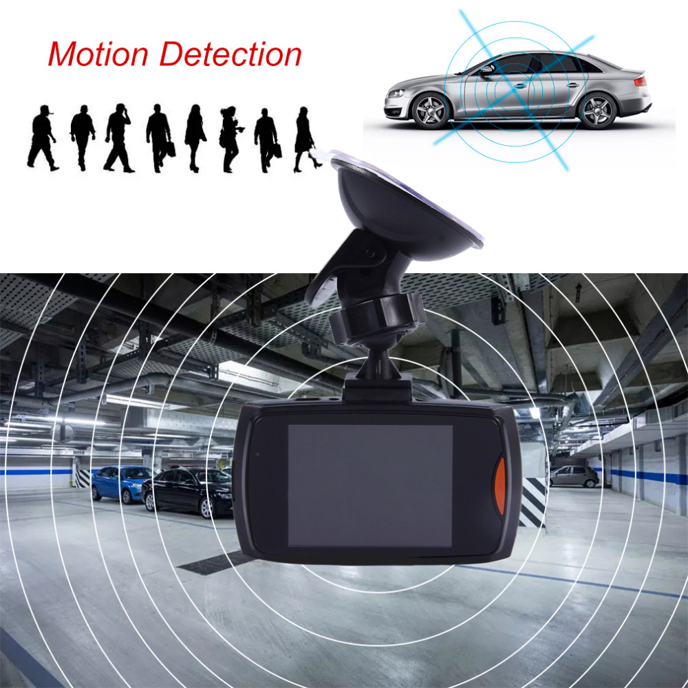 New Arrive 2 5 Inch 1080P LCD Screen HD Car Dash Cam DVR Video Recorder Support