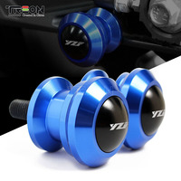 Motorcycle Accessories Swingarm Spools Cover Stand Screws Falling Protective For YAMAHA YZF R125 R15 R25 R3 R6 R1