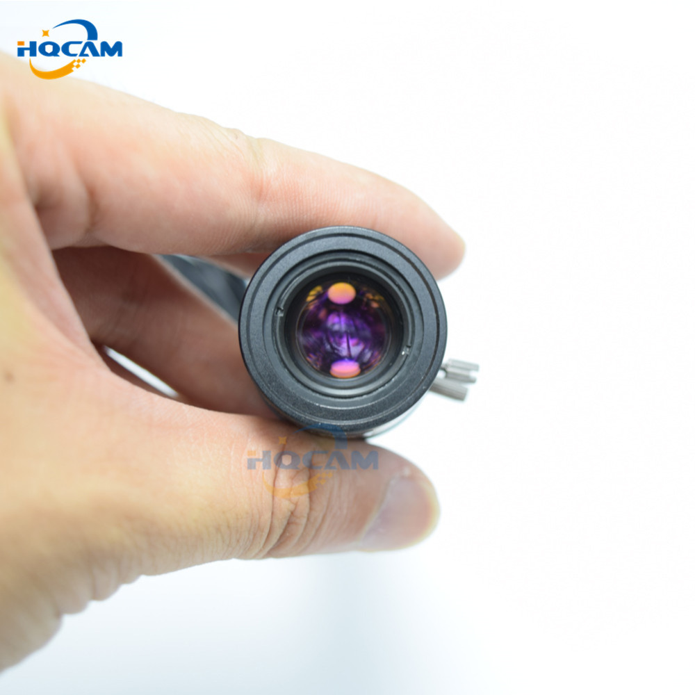 HQCAM Mini Bullet CAMERA 1/3 Sony CCD 420TVL Security mini Camera MINI CCD CAMERA 9-22mm manual varifocal zoom lens Industrial удлинитель zoom ecm 3