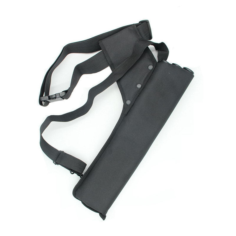 3 Tube Arrow Holder Bag For Recurve Bow Archery Longbow Bow Hunting Pouch
