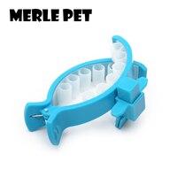 MERLE PET NEW Dog Waste Poop Bags Dispenser Holder Convenient Dogs Tail Poo Pack Clip Pooper