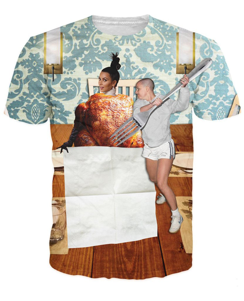 Britney Spears Hungry For Dat <font><b>Ass</b></font> T-<font><b>Shirt</b></font> As A Juicy Rotisserie Chicken 3D Printed Funny Hip Hop T <font><b>Shirt</b></font> Summer style Women Men image