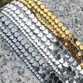 """4,6,8mm Hematite Heart Shape Loose Beads 15"""",For DIY Jewelry Making !We provide mixed wholesale for all items!"""