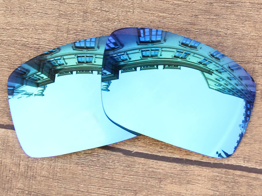 Gelo Azul Espelho Polarizada Óculos de Sol Óculos de Lentes de Reposição  Para O Tambor de Óleo Quadro 100% UVA   Uvb em Acessórios de Acessórios de  ... 2128da338b