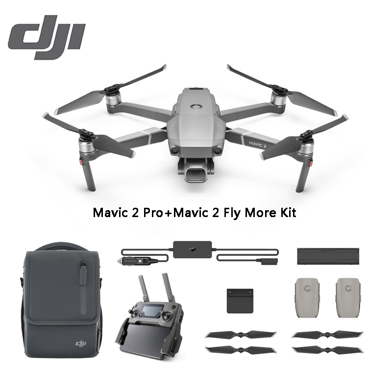 DJI Cmos-Sensor Camera Rc-Quadcopter Adjustable Pro/Zoom-Drone 2 More Aperture Fly In-Stock