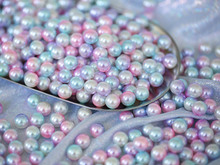 50pcs/ Fashion Simulated Pearl Photography Props No Holes Artificial pearls for Wedding Evening Party Festival Decoration