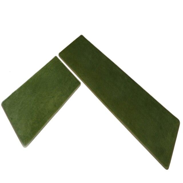 Fantástico Alfombras De Cocina Verde Molde - Ideas de Decoración de ...
