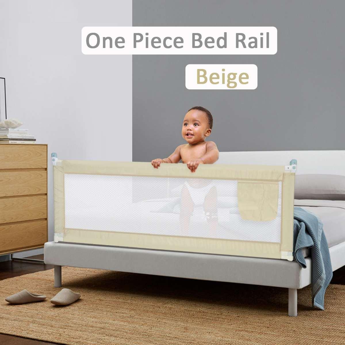 2 couleur 1.5/1.8/2 M nouveau-né bébé barrière de sécurité garde réglable lit Rail infantile lit poche parc enfants lit garde-corps berceau Rail