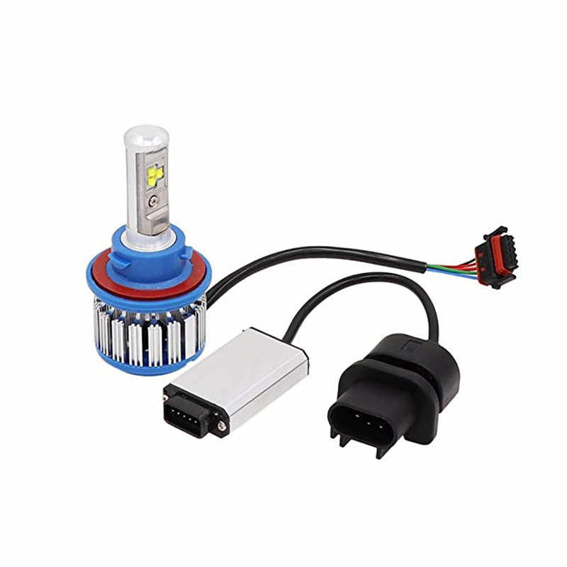 HNYRI H7 LED Car Light 70W AUTO 8000LM Headlight Turbo LED H4 H1 H11 H8 9005 HB3 9006 HB4 H13 H3 9007 HI/LO Beam HB5 880 H27 T1
