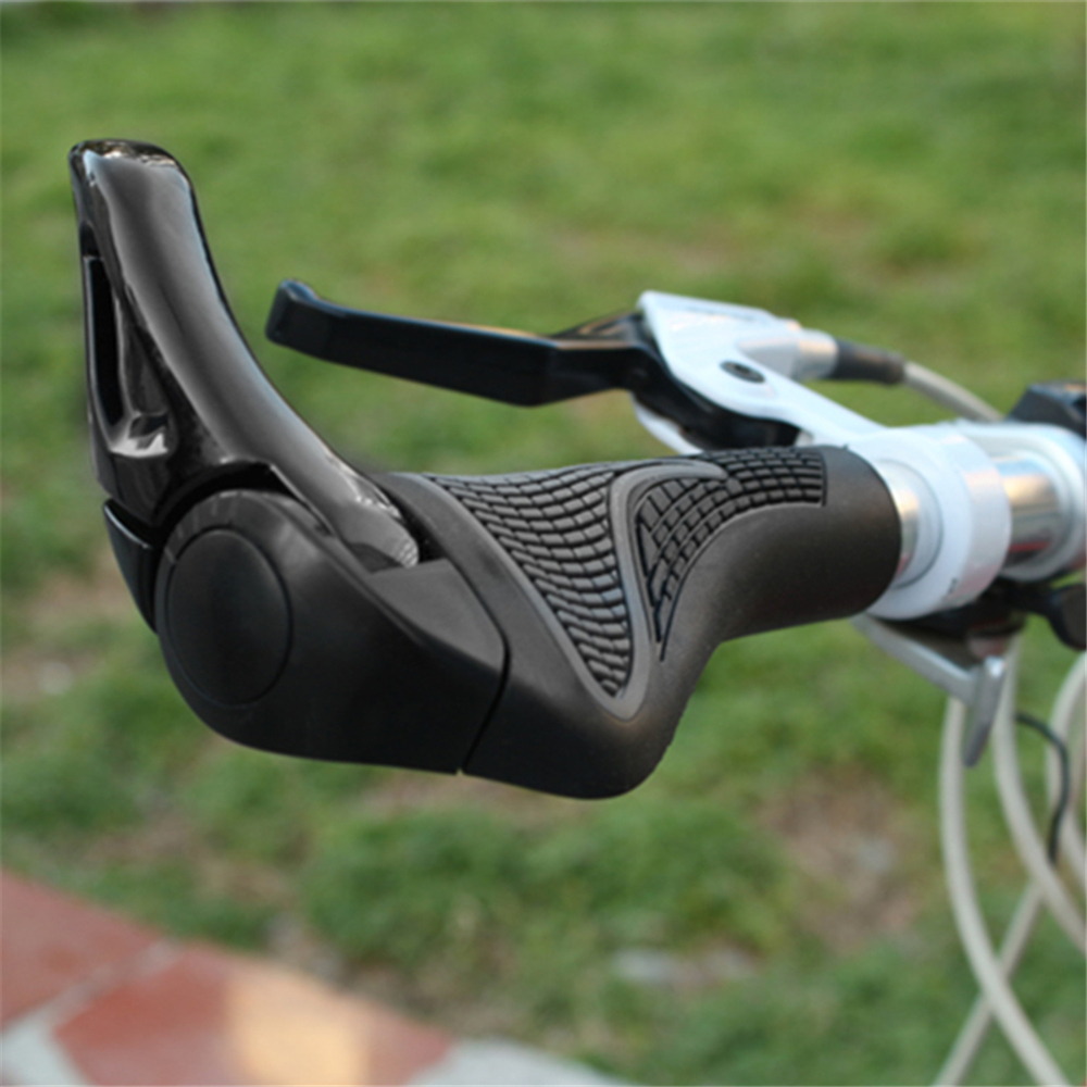 <font><b>Grip</b></font> Materials Mountain Bike Handlebar <font><b>Grips</b></font> Cycling Bicycle <font><b>Grips</b></font> Components Bicycle Parts Ergonomic Handlebar <font><b>Grips</b></font> Bicicletas