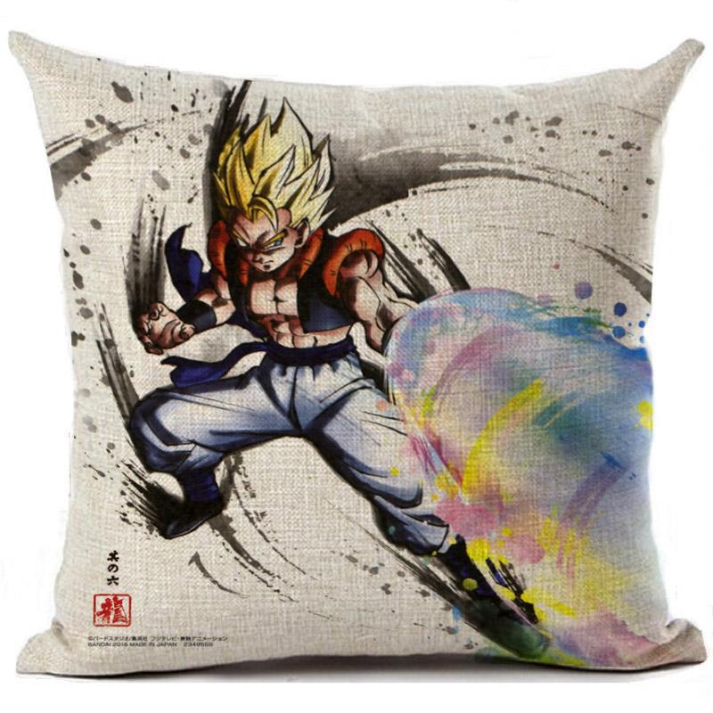 Dragon Ball Characters Pillowcase