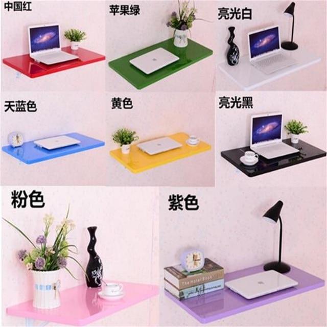 Klapptisch wandhalterung  Aliexpress.com : 100*40 CM Moderne Wandhalterung Laptop Tisch ...
