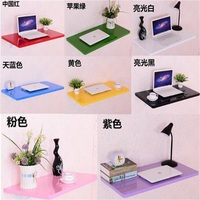 100*40CM Modern Wall Mount Laptop Table Wood Folding Table Wall Hanging Dining Table High Grade Children Study Desk