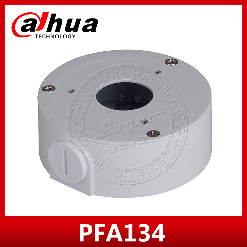 DAHUA PFA134 Aluminum Material Water-proof Junction Box DH-PFA134 For IPC-HFW1320S IPC-HFW1431S & IPC-HFW2325S-W IP Camera