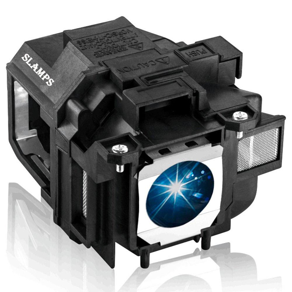 USA Shipping Projector Lamp for ELP67 for EB-S02//EB-S11//EB-S12//EB-SXW11//VS320