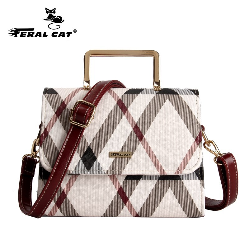 Women PVC Leather Handbags Hot Red Striped Shoulder Bags Luxury Women Messenger Bag Famous Brands Female Business Flap Bags F414 сумка red fox business messenger цвет асфальт 30 л