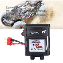 цена на Speed Controller Gearbox Components Toy Car Accessories Motor High Speed Electronic Transformer For XLH 9125 RC Car