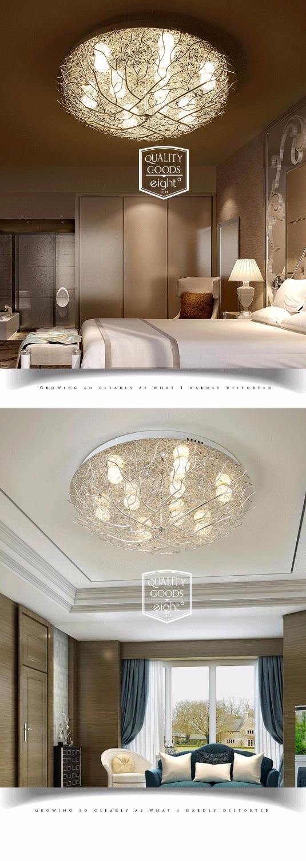 High Quality lampara techo led