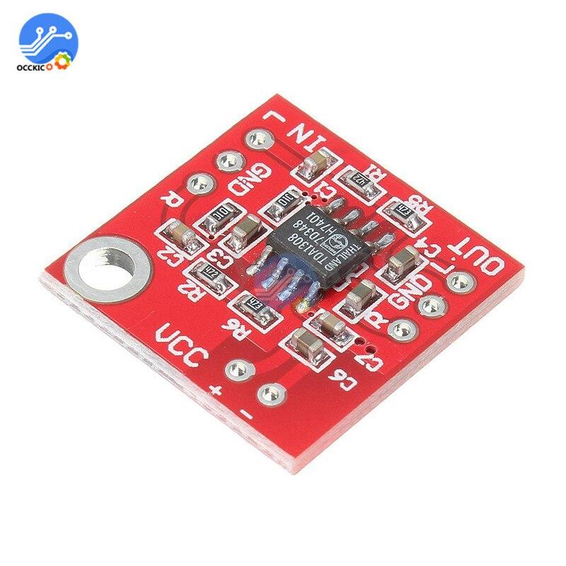 Mini TDA1308 Headphone Amplifier Board Audio Preamplifier 3V-6V Class A Class B Stereo Sound Board Low Power AMP